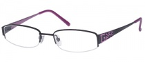 Guess GU 9026 Eyeglasses Eyeglasses - BLKPUR: Black / Purple