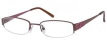 Guess GU 9026 Eyeglasses Eyeglasses - BRNPK: Brown / Pink