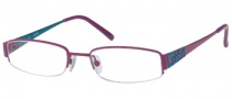 Guess GU 9026 Eyeglasses Eyeglasses - PURTL: Purple / Teal