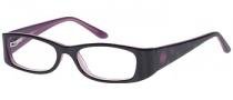 Guess GU 9027 Eyeglasses Eyeglasses - BLK: Black