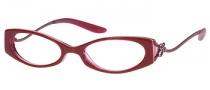 Guess GU 9029 Eyeglasses Eyeglasses - RDPK: Red Over Pink