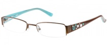 Guess GU 9035 Eyeglasses Eyeglasses - BRN: Brown