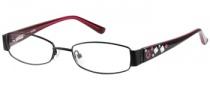 Guess GU 9036 Eyeglasses Eyeglasses - BLK: Black