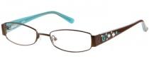 Guess GU 9036 Eyeglasses Eyeglasses - BRN: Brown