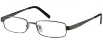 Guess GU 9045 Eyeglasses Eyeglasses - GUN: Gunmetal