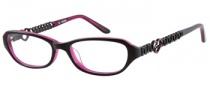 Guess GU 9049 Eyeglasses Eyeglasses - BLK: Black Pink