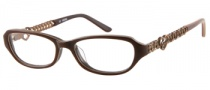 Guess GU 9049 Eyeglasses Eyeglasses - BRN: Brown Coral