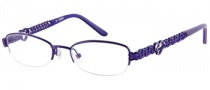 Guess GU 9050 Eyeglasses Eyeglasses - PUR: Satin Purple
