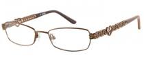Guess GU 9051 Eyeglasses Eyeglasses - BRN: Satin Brown