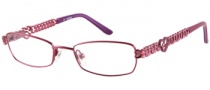 Guess GU 9051 Eyeglasses Eyeglasses - BU: Satin Burgundy