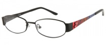 Guess GU 9053 Eyeglasses Eyeglasses - BLK: Satin Black