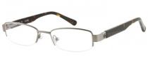 Guess GU 9060 Eyeglasses Eyeglasses - GUN: Satin Gunmetal