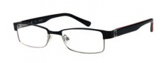 Guess GU 9061 Eyeglasses Eyeglasses - BLKGN: Black Satin