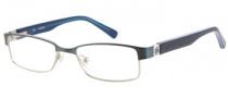 Guess GU 9061 Eyeglasses Eyeglasses - BLSI: Blue Satin