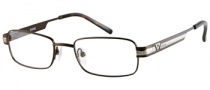 Guess GU 9062 Eyeglasses Eyeglasses - BRN: Satin Brown