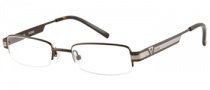 Guess GU 9063 Eyeglasses Eyeglasses - BRN: Satin Brown
