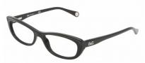 DG DD 1202 Eyeglasses Eyeglasses - 501 Black / Demo Lens