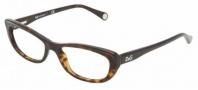DG DD 1202 Eyeglasses Eyeglasses - 502 Havana / Demo Lens