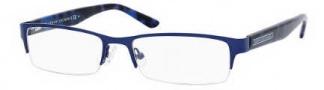 Armani Exchange 149 Eyeglasses Eyeglasses - 0E8Y Blue Havana