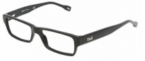 DG DD 1203 Eyeglasses Eyeglasses - 501 Black / Demo Lens