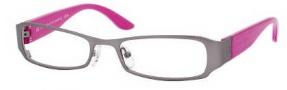 Armani Exchange 230 Eyeglasses Eyeglasses - 0D9A Gray Fuchsia