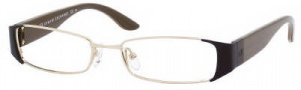 Armani Exchange 231 Eyeglasses Eyeglasses - 0D2D Gold Chocolate