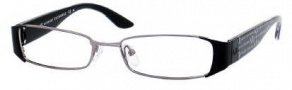 Armani Exchange 231 Eyeglasses Eyeglasses - 0D4E Ruthenium Black