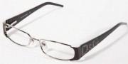 DG DD 5021B Eyeglasses Eyeglasses - 061 Silver / Demo Lens