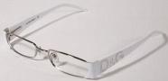 DG DD 5021B Eyeglasses Eyeglasses - 062 Silver / Demo Lens