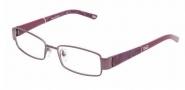 DG DD 5073 Eyeglasses Eyeglasses - 492 Matte Violet / Demo Lens