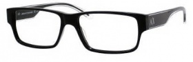 Armani Exchange 145 Eyeglasses Eyeglasses - 0YPP Black Crystal