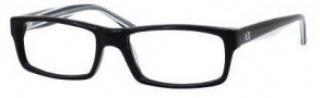 Armani Exchange 148 Eyeglasses Eyeglasses - 0G03 Black Gray White