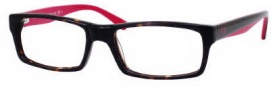 Armani Exchange 148 Eyeglasses Eyeglasses - 0GDS Havana Black Red