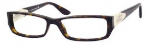 Armani Exchange 224 Eyeglasses Eyeglasses - 0YEA Dark Havana
