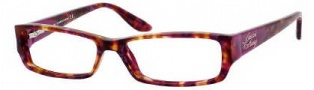 Armani Exchange 224 Eyeglasses Eyeglasses - 0YEB Purple Havana