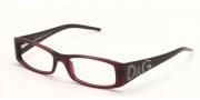 D&G DD1103B Eyeglasses Eyeglasses - Dark Rose