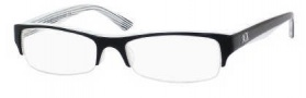 Armani Exchange 226 Eyeglasses Eyeglasses - 0YGW Black White Striped