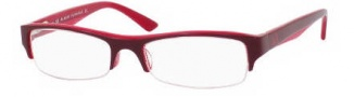 Armani Exchange 226 Eyeglasses Eyeglasses - 0YGZ Dark Red Stripec