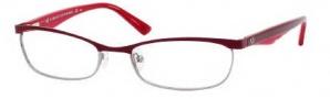 Armani Exchange 228 Eyeglasses Eyeglasses - 0YPI burgundy Ruthenium-Dark Red St