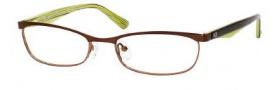 Armani Exchange 228 Eyeglasses Eyeglasses - 0YPJ Dark Brown Semi Light Brown
