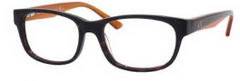 Armani Exchange 229 Eyeglasses Eyeglasses - 0GDQ Havana Plum Orange