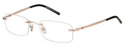 MontBlanc MB0253 Eyeglasses Eyeglasses - 032