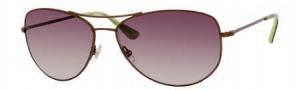 Kate Spade Ally 3/S Sunglasses Sunglasses - 0P40 Brown / Y6 Brown Gradient Lens
