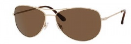 Kate Spade Ally P/S Sunglasses Sunglasses - 3YGP Gold / VW Brown Polarized Lens