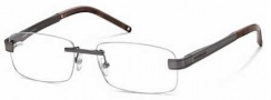 MontBlanc MB0305 Eyeglasses Eyeglasses - 008