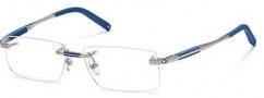 MontBlanc MB0349 Eyeglasses Eyeglasses - 014