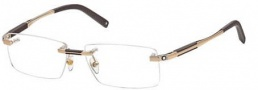 MontBlanc MB0349 Eyeglasses Eyeglasses - 028