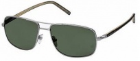 MontBlanc MB266S Sunglasses Sunglasses - 10N