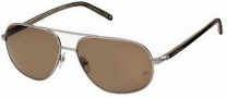 MontBlanc MB267S Sunglasses Sunglasses - 10J