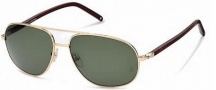 MontBlanc MB267S Sunglasses Sunglasses - 32N